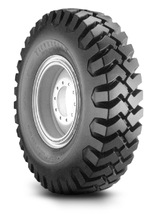 SUPER ROCK GRIP ™ DEEP TREAD ROAD BUILDER Specialized Features